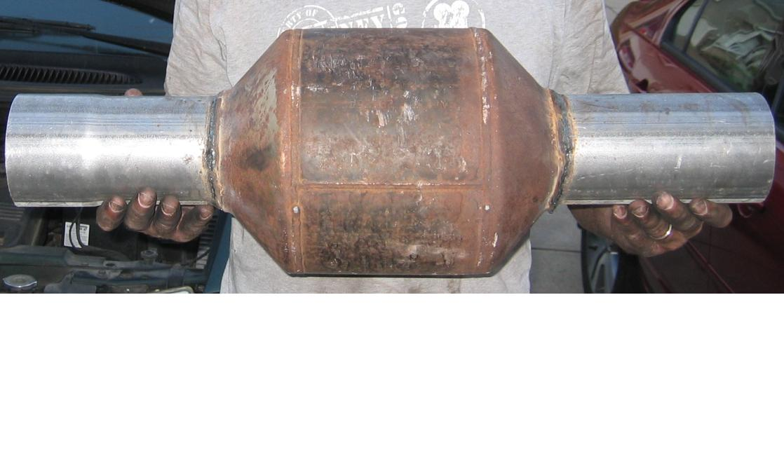 Ford 6.0 Problems >> Catalytic Converter - Ford Powerstroke Diesel Forum