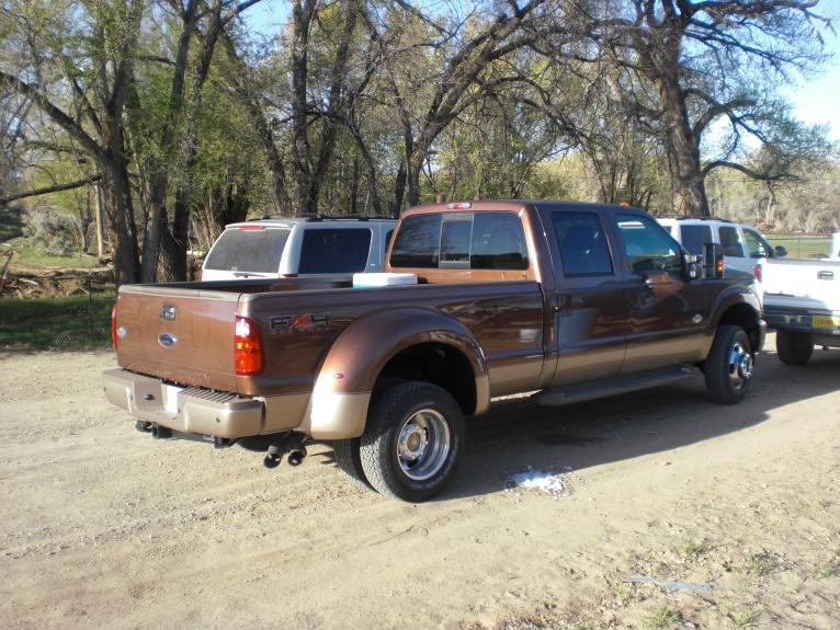 My 2011 King Ranch Dually 4x4 is here what do you think-003.jpg