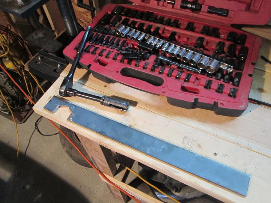 Home garage cab removal (non hoist) - Page 3 - Ford