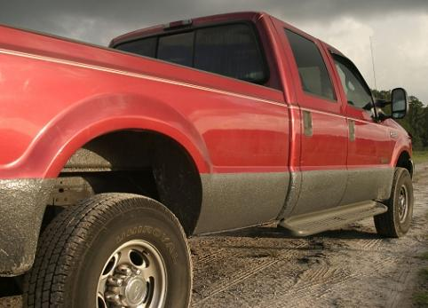 Linex Or Rhino Linings For Rockers Ford Powerstroke