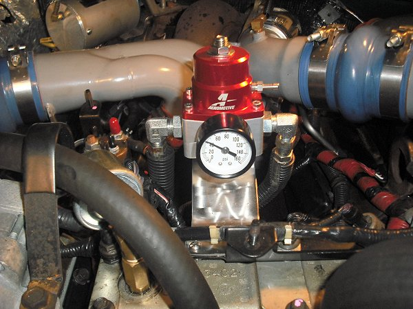 Electric fuel pump conversion - Ford Powerstroke Diesel Forum