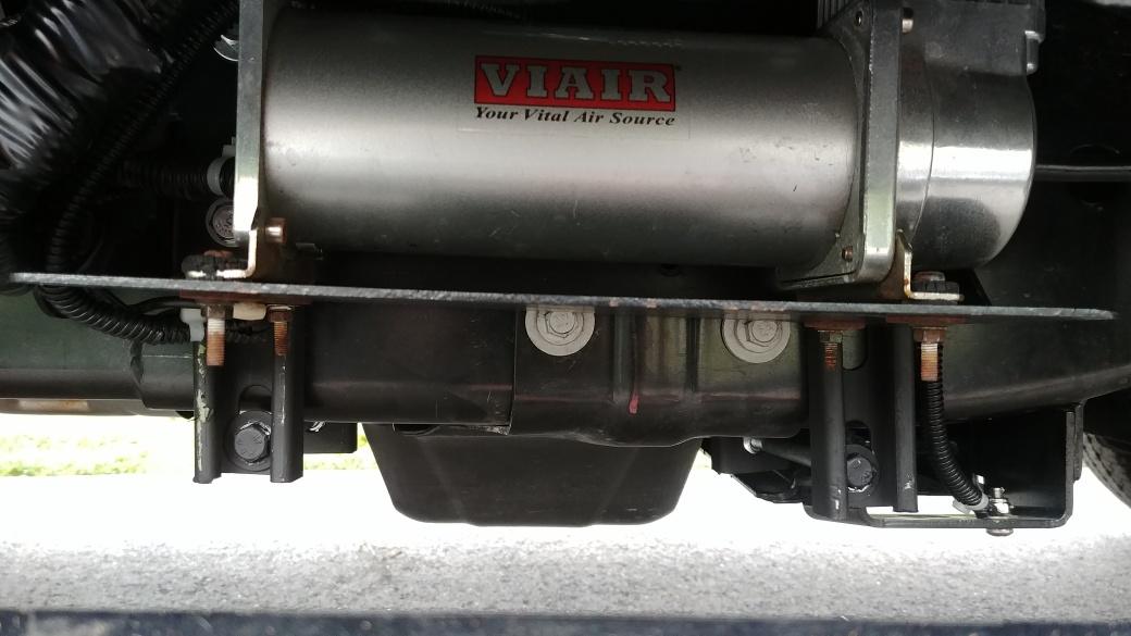 2018 Ford F350 >> Viair Tank Install 2017 F350 - Ford Powerstroke Diesel Forum