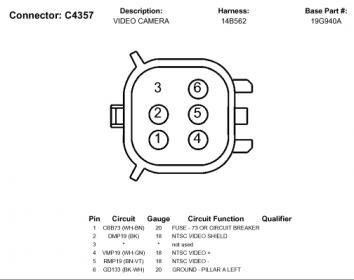Tailgate Camera Wiring Schematic on camera wiring parts, camera motor schematic, camera lens schematic,