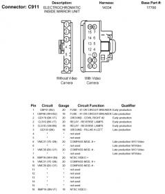 2008 tailgate on a 2005 can i make the camera work ford rh powerstroke org 2008 ford f250 tow mirror wiring diagram
