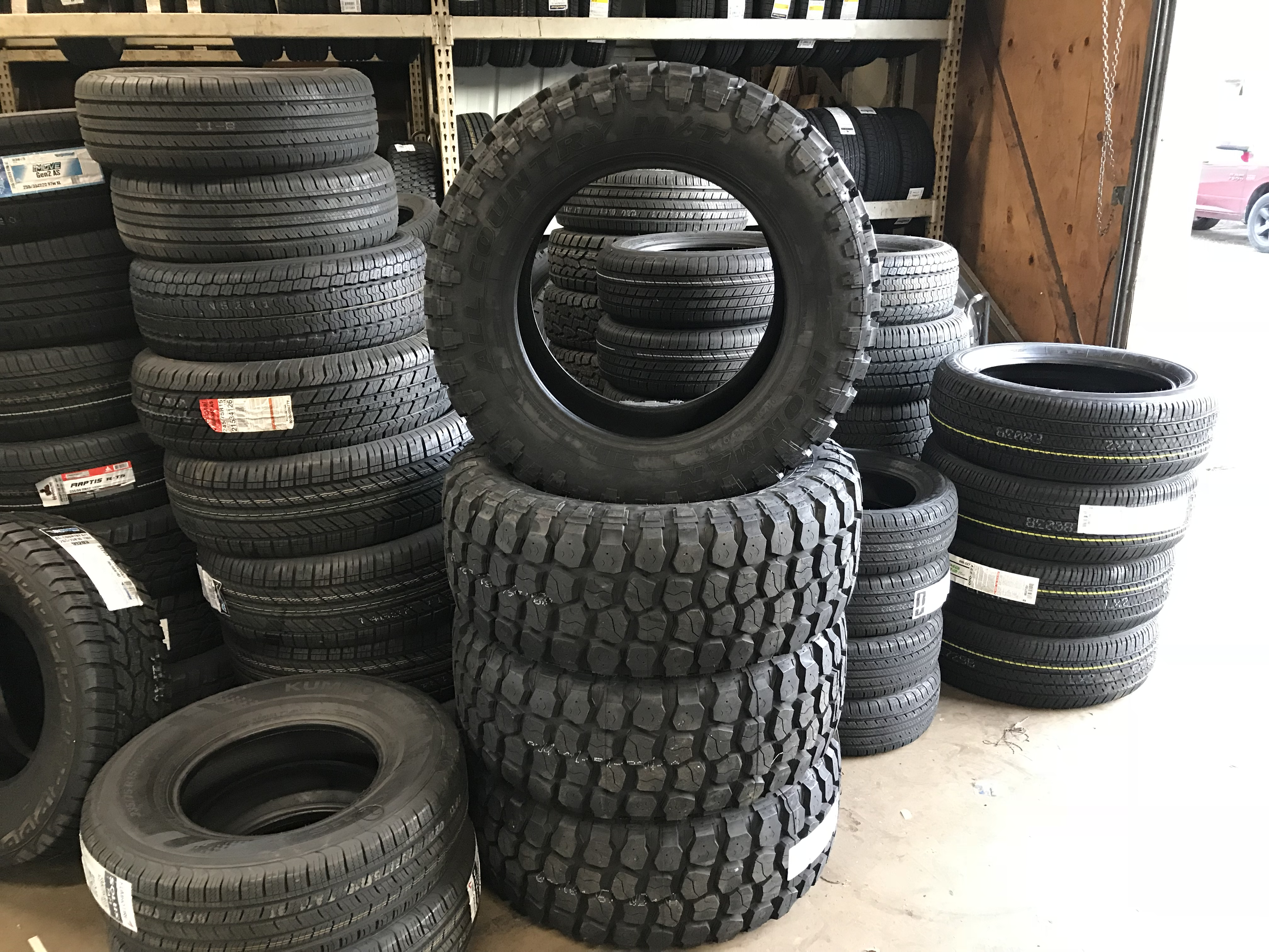 Ford 6.0 Diesel >> Ironman all country MT 35x12.50r20 - Ford Powerstroke ...