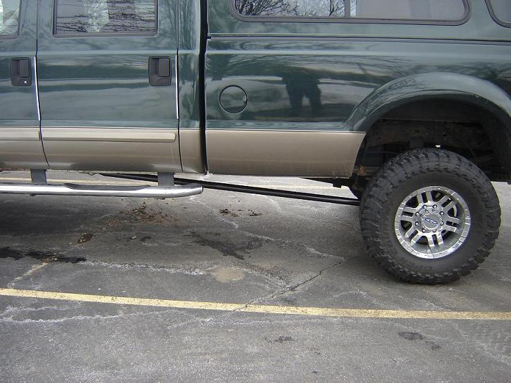2003 Ford F350 Diesel >> Check My New Traction Bars - Ford Powerstroke Diesel Forum