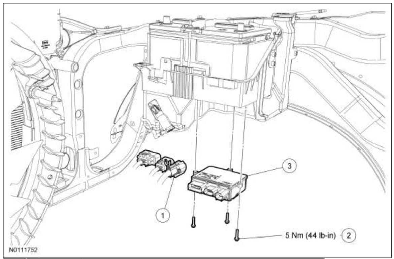 Ford Glow Plug Relay Wiring Diagram Ford Glow Plug Wiring Harness