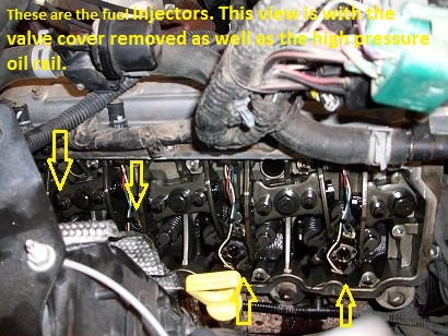 Ford 6.0 Problems >> 6.0 Injector problems - Ford Powerstroke Diesel Forum
