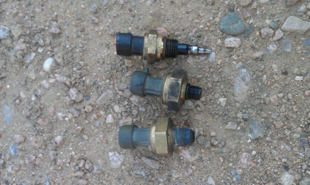 7 3 Powerstroke Cam Position Sensor Locationon 2005 Ford F 150 5 4 Fuel Pressure Regulator