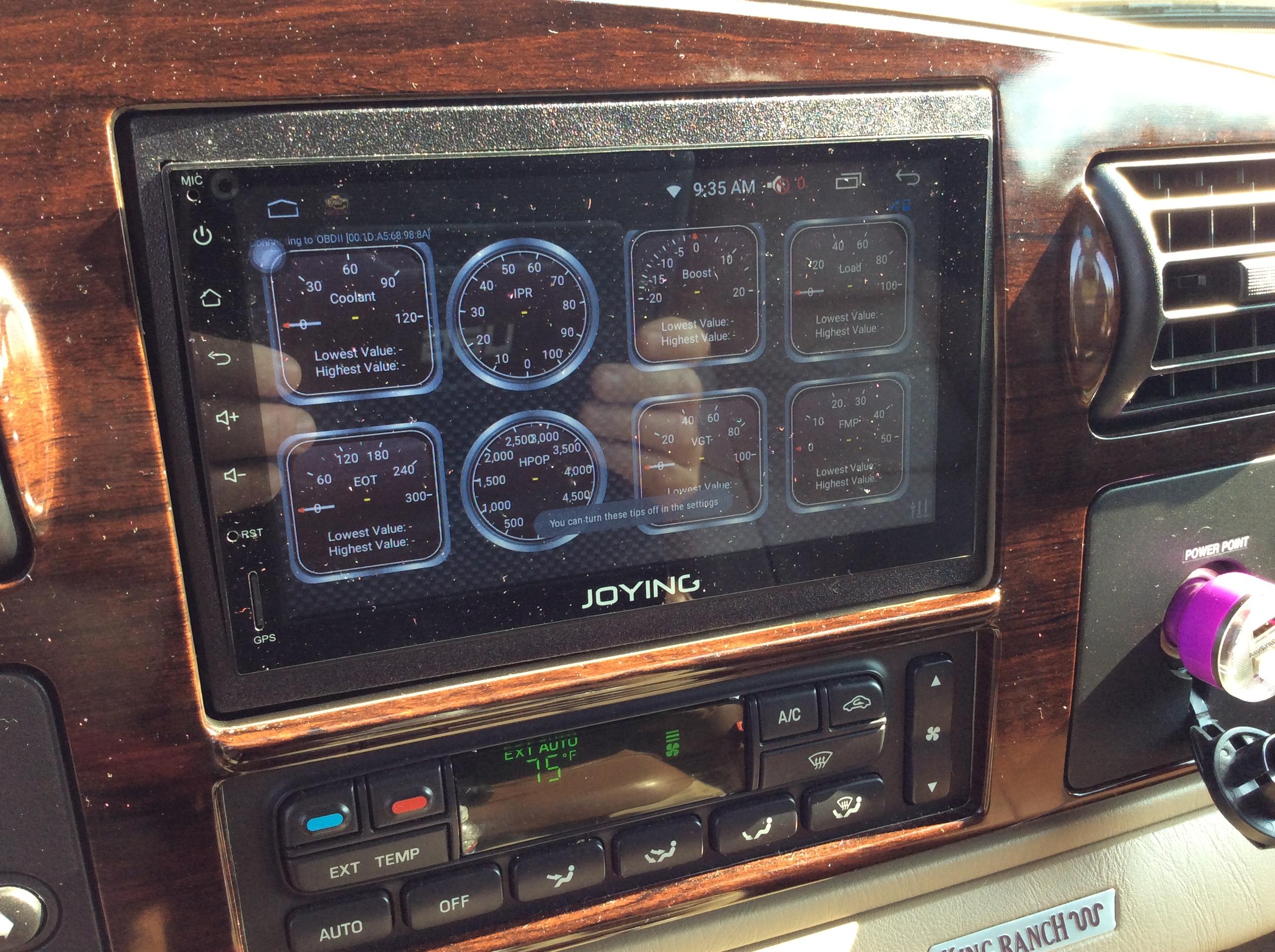 seeking monitoring scan/tuner direction, 6 0 - Ford Powerstroke