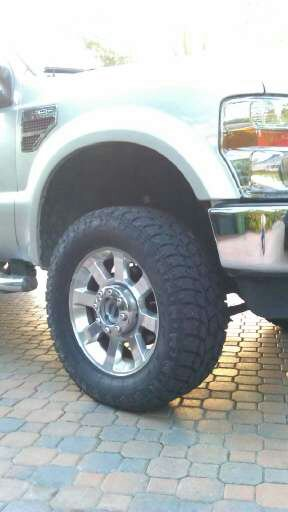 New Toyo Open Country At 2 Page 5 Ford Powerstroke