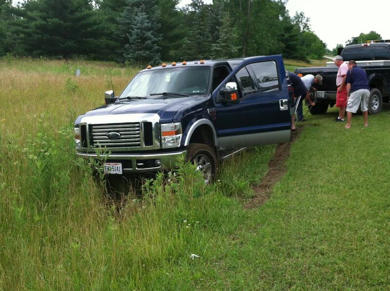 Got the beast stuck yesterday.-1372604624067.jpg