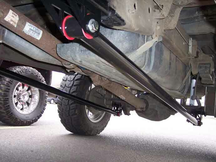 Made Some Traction Bars Today Page 2 Ford Powerstroke