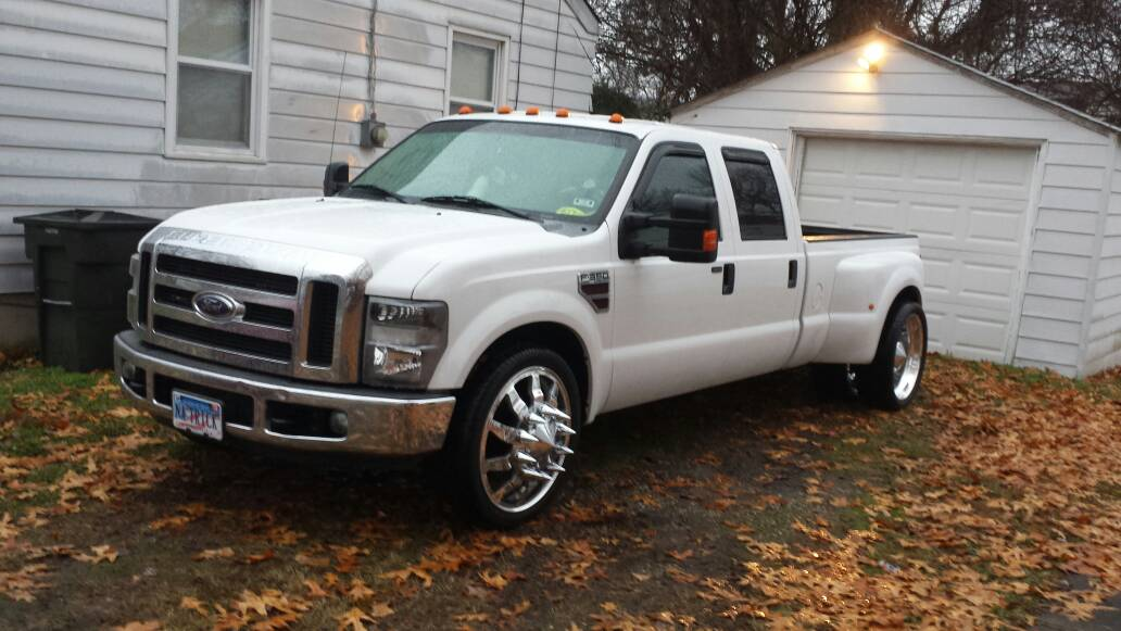 Lowered Ford Dually Thread Page 56 Ford Powerstroke