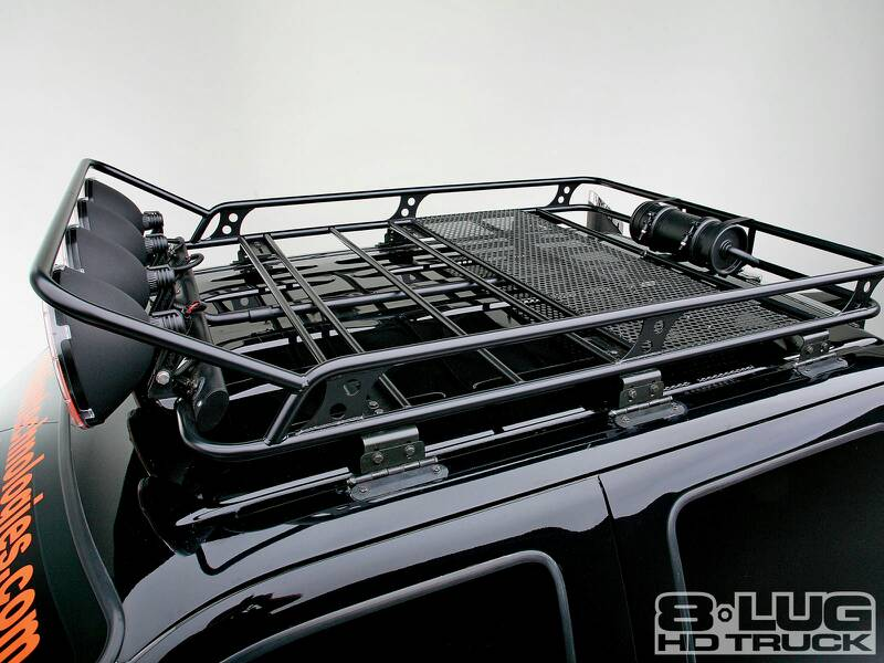 Sct Livewire Ts >> Roof rack/cage - Ford Powerstroke Diesel Forum
