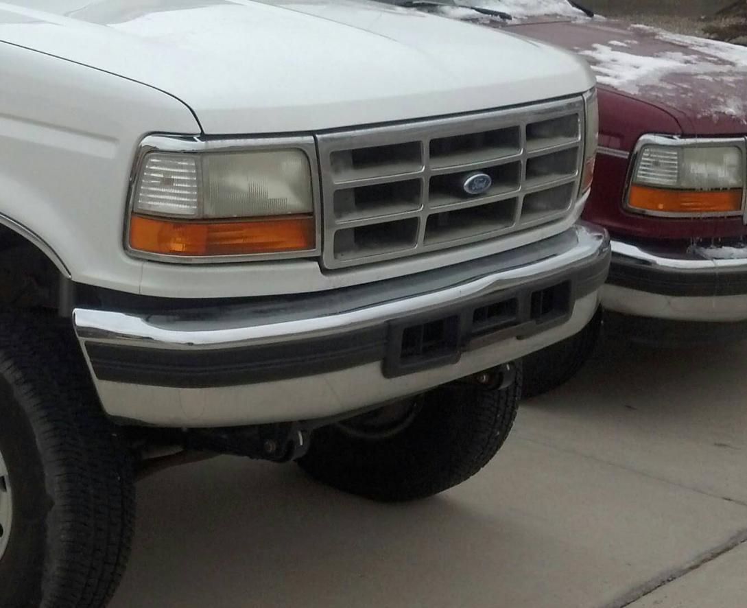 Bent front bumper-1401225311386.jpg