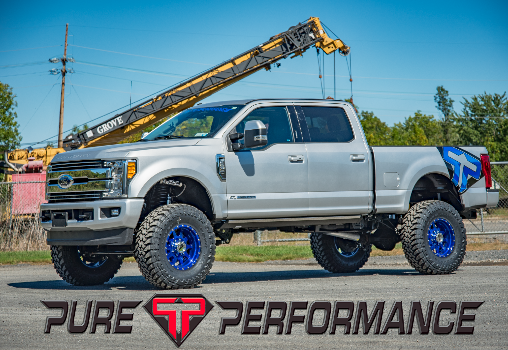 "2016 Ford F250 Diesel Lifted >> 2017 F-250 with a 6"" Pure Performance Suspension - Ford Powerstroke Diesel Forum"