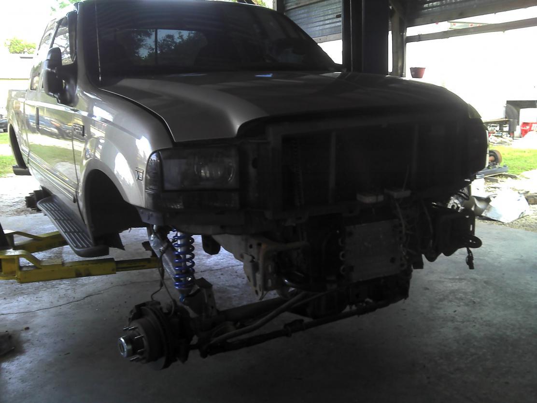 D Fulltraction Coilover Conversion X Fuel Wheels In Mtz