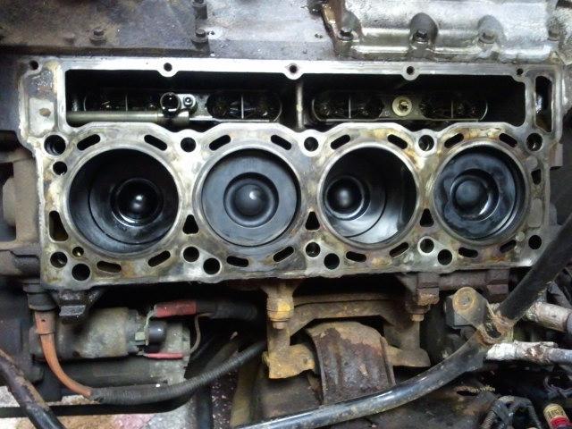 D Did I Blow My Head Gaskets Again on 6 5 Turbo Diesel Problems