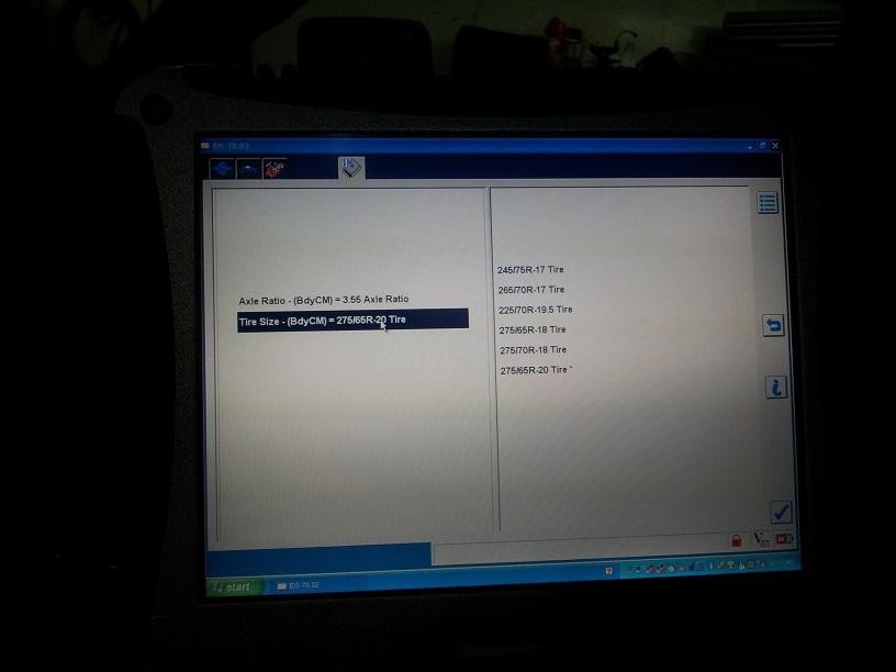 Speedo Recalibration FYI...-20120424_101455.jpg