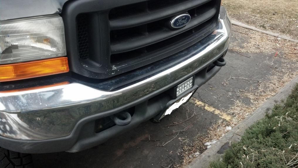 Led light bar pics ford powerstroke diesel forum click image for larger version name 2013 02 0312 24 23959 mozeypictures Image collections