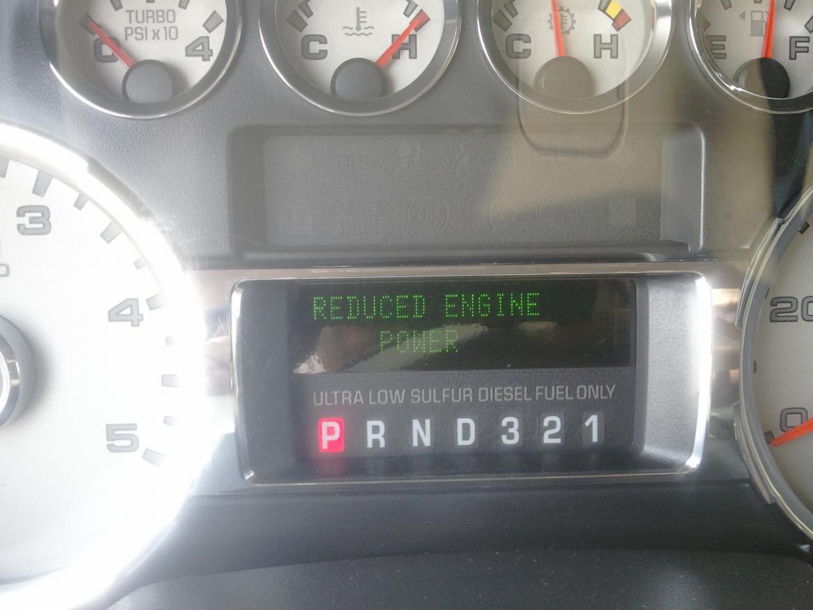 Overheating issues or something else? - Ford Powerstroke Diesel Forum