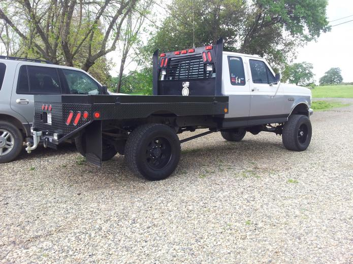 Want pics of flatbeds - Page 4 - Ford Powerstroke Diesel Forum
