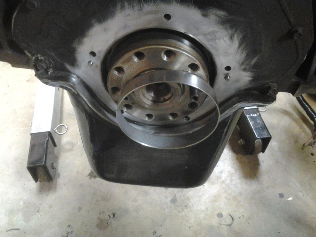 How To Get Rear Main Seal Off Ford Powerstroke Diesel Forum