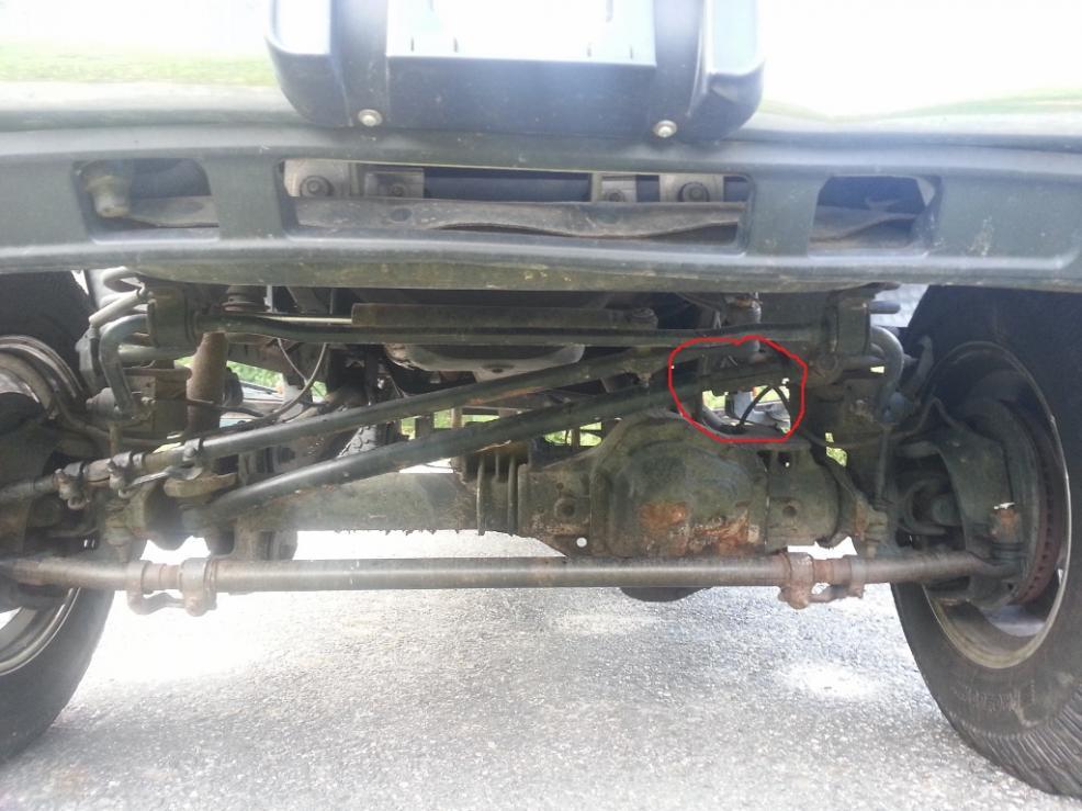 06 F350 Track Bar Questions Ford Powerstroke Diesel Forum