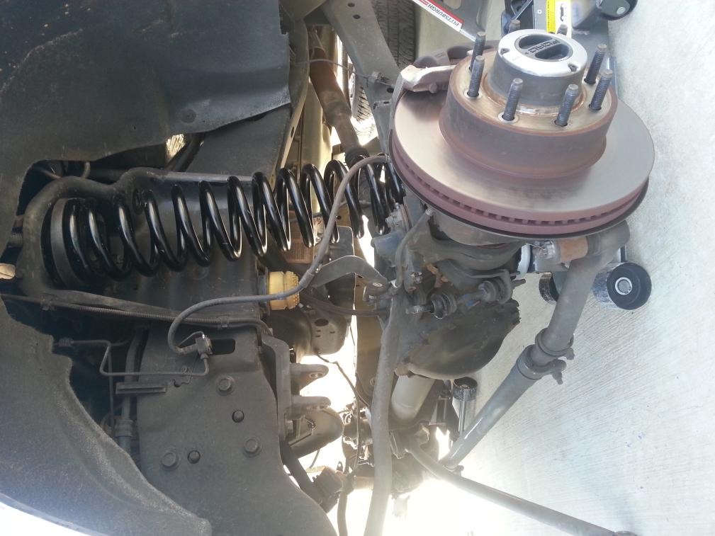 need help installing front springs on 2013 f250-20131124_105728.jpg