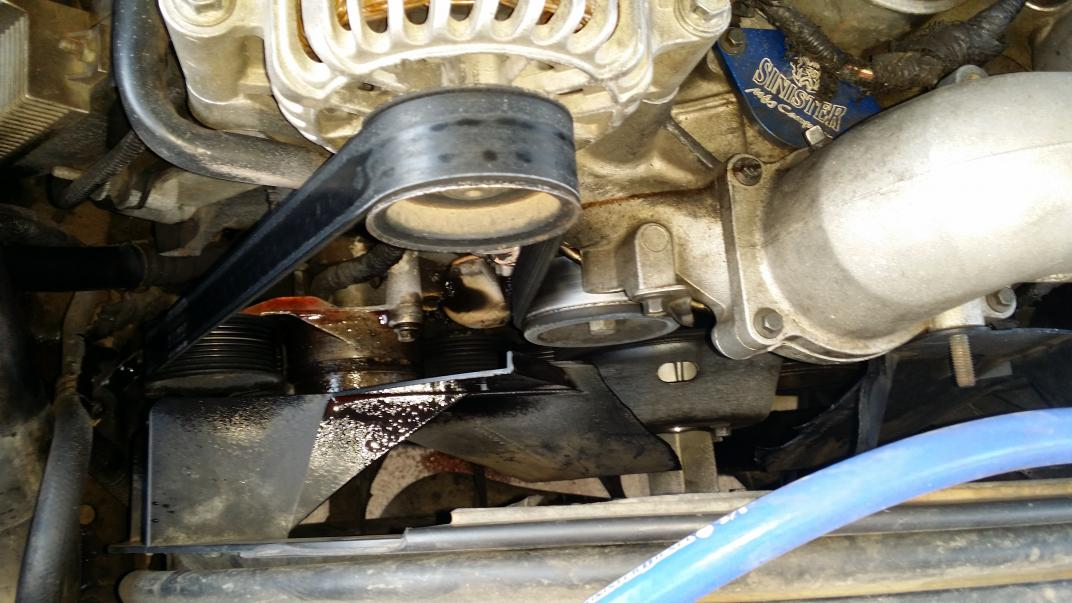 Coolant and Compressor Leak-20140325_173320.jpg
