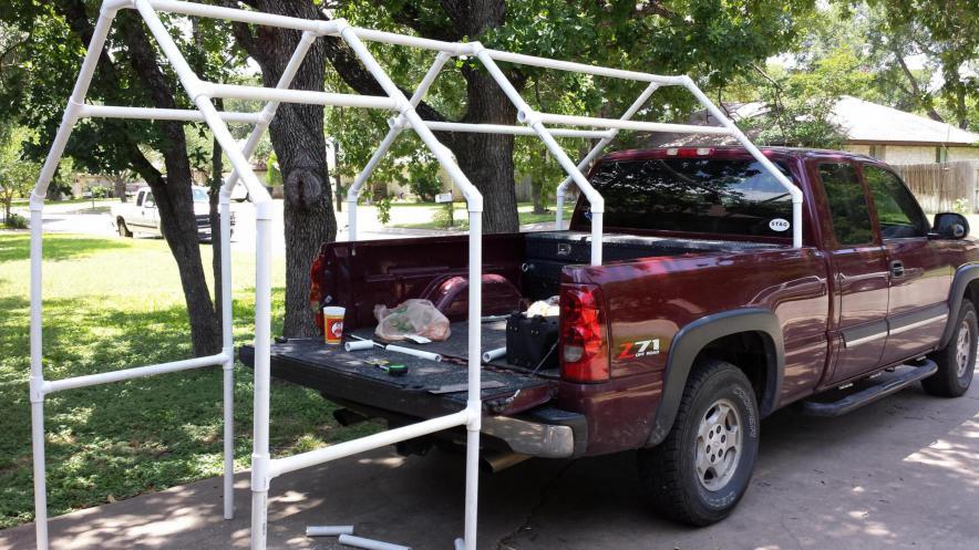 Truck Tent Build Ford Powerstroke Diesel Forum