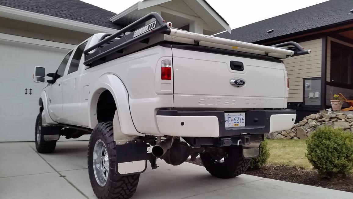 Color Matched Tail Lights Ford Powerstroke Diesel Forum