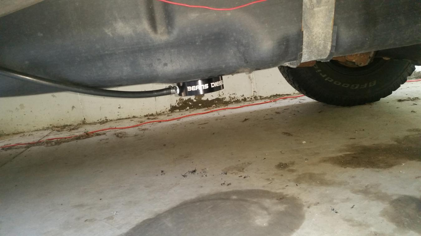 Got My Fuel Sump Kit  Pictures Help Woth Install Please