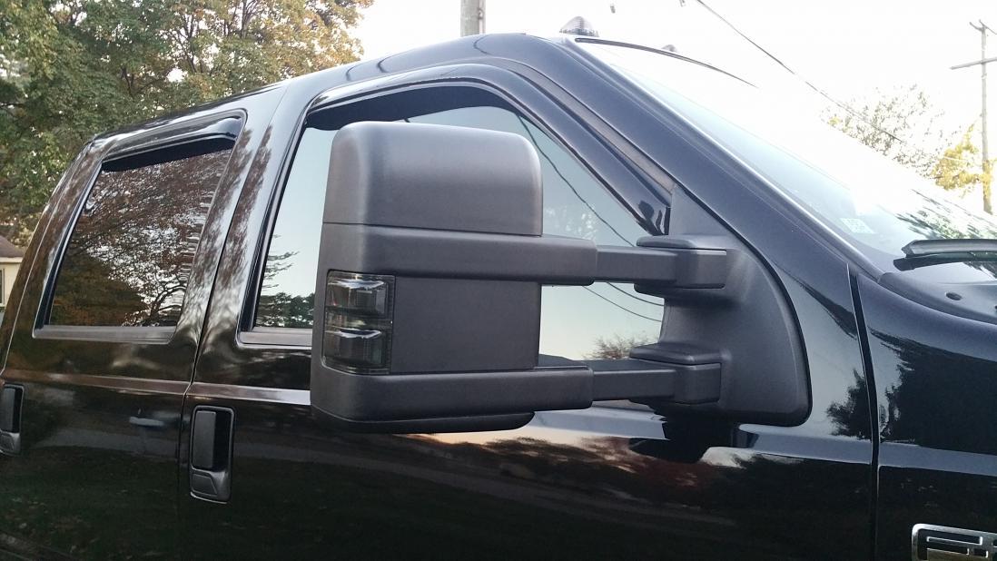 06 To 08 Mirror Conversion Ford Powerstroke Diesel Forum