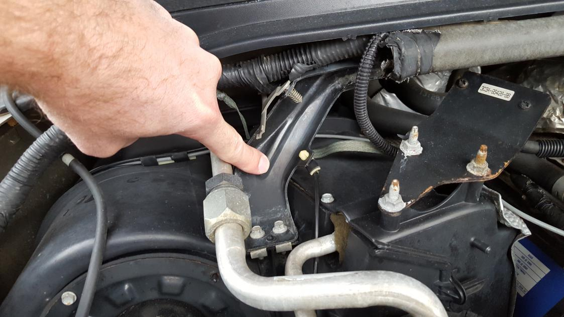 Image Result For Ford F Heater Core Replacement