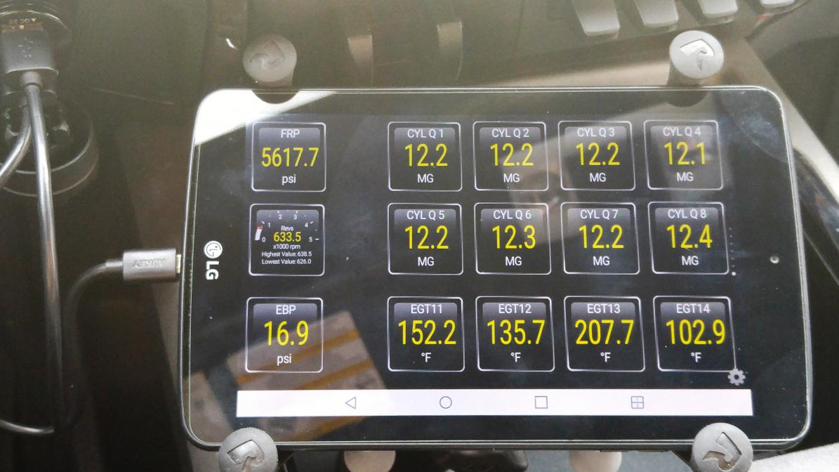 TPMS readings from the cab - Page 2 - Ford Powerstroke Diesel Forum