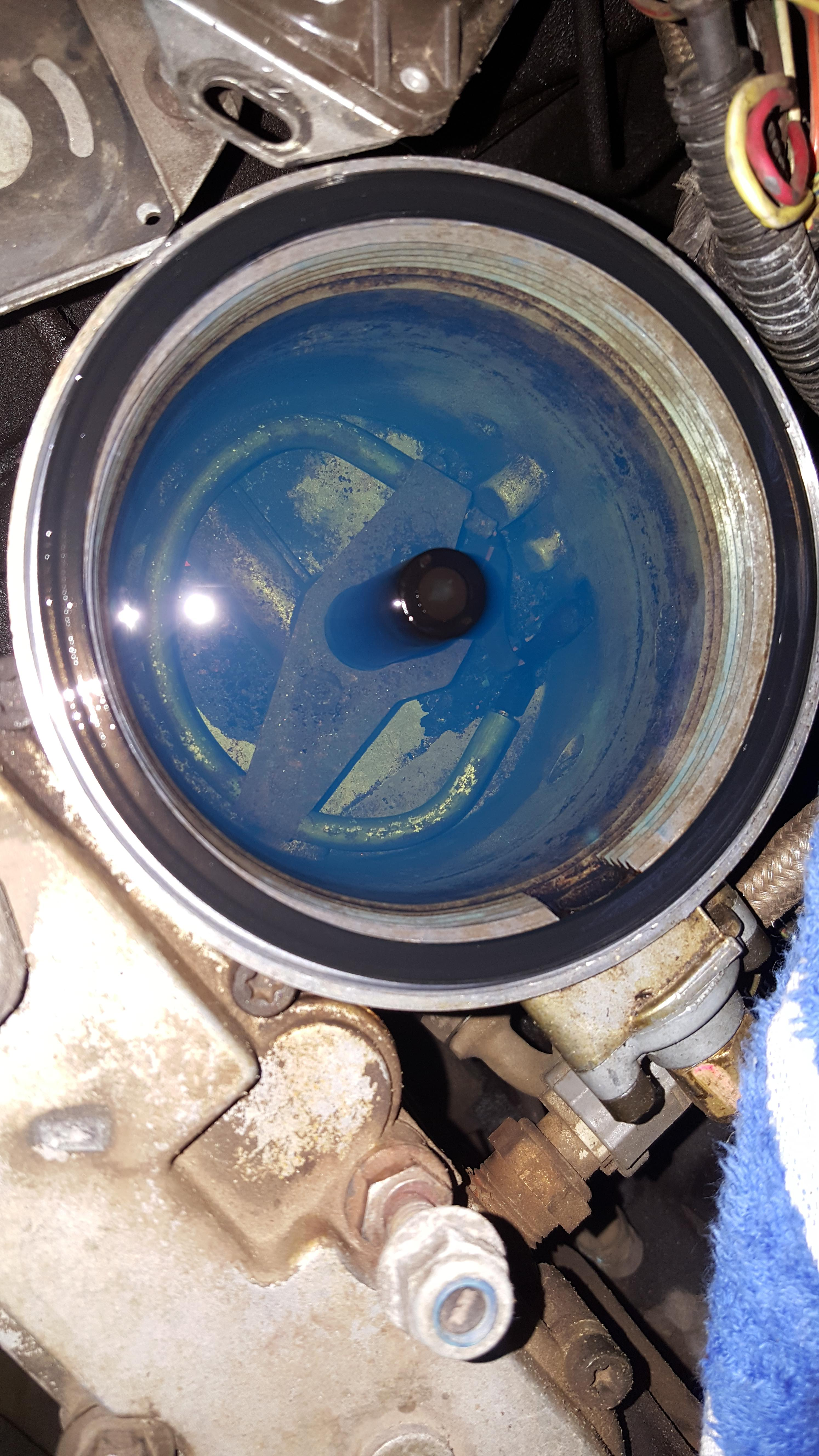 Fuel Filter Delete Kit Ford Powerstroke Diesel Forum On 99 F250 Click Image For Larger Version Name 20160425 195527 1461640071433 Views 132 Size 140