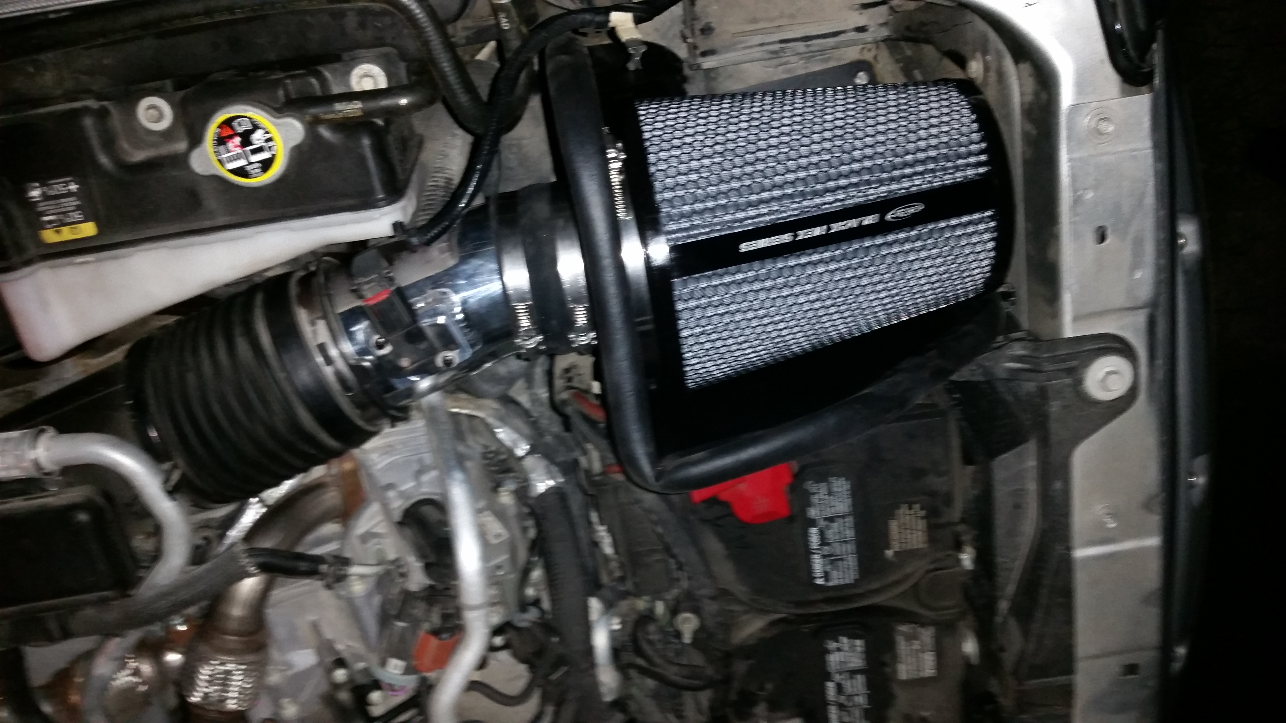 Best Cold Air Intake Ford Powerstroke Diesel Forum
