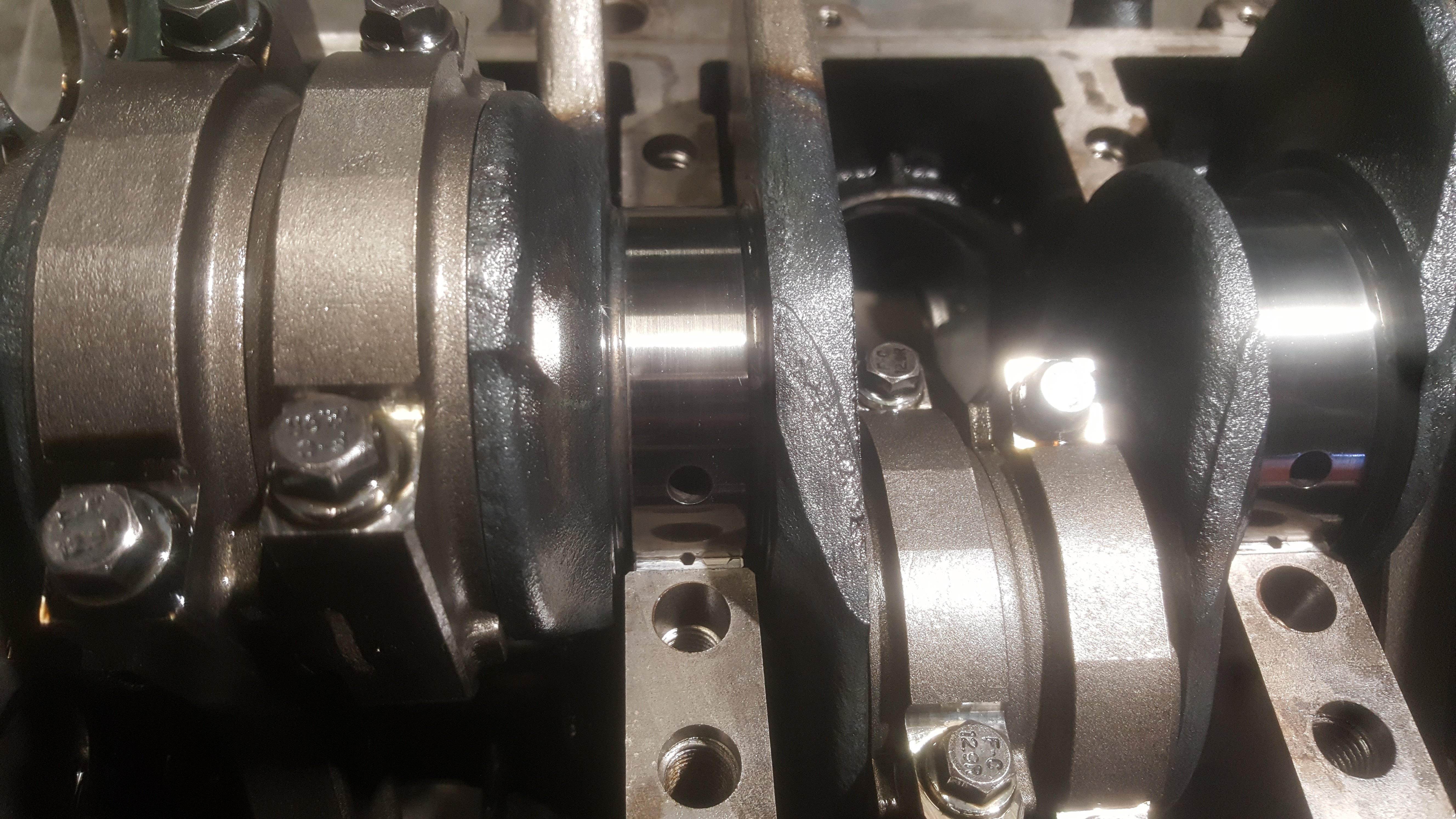 6.0 Powerstroke Specs >> 6.0 main bearing question. - Ford Powerstroke Diesel Forum