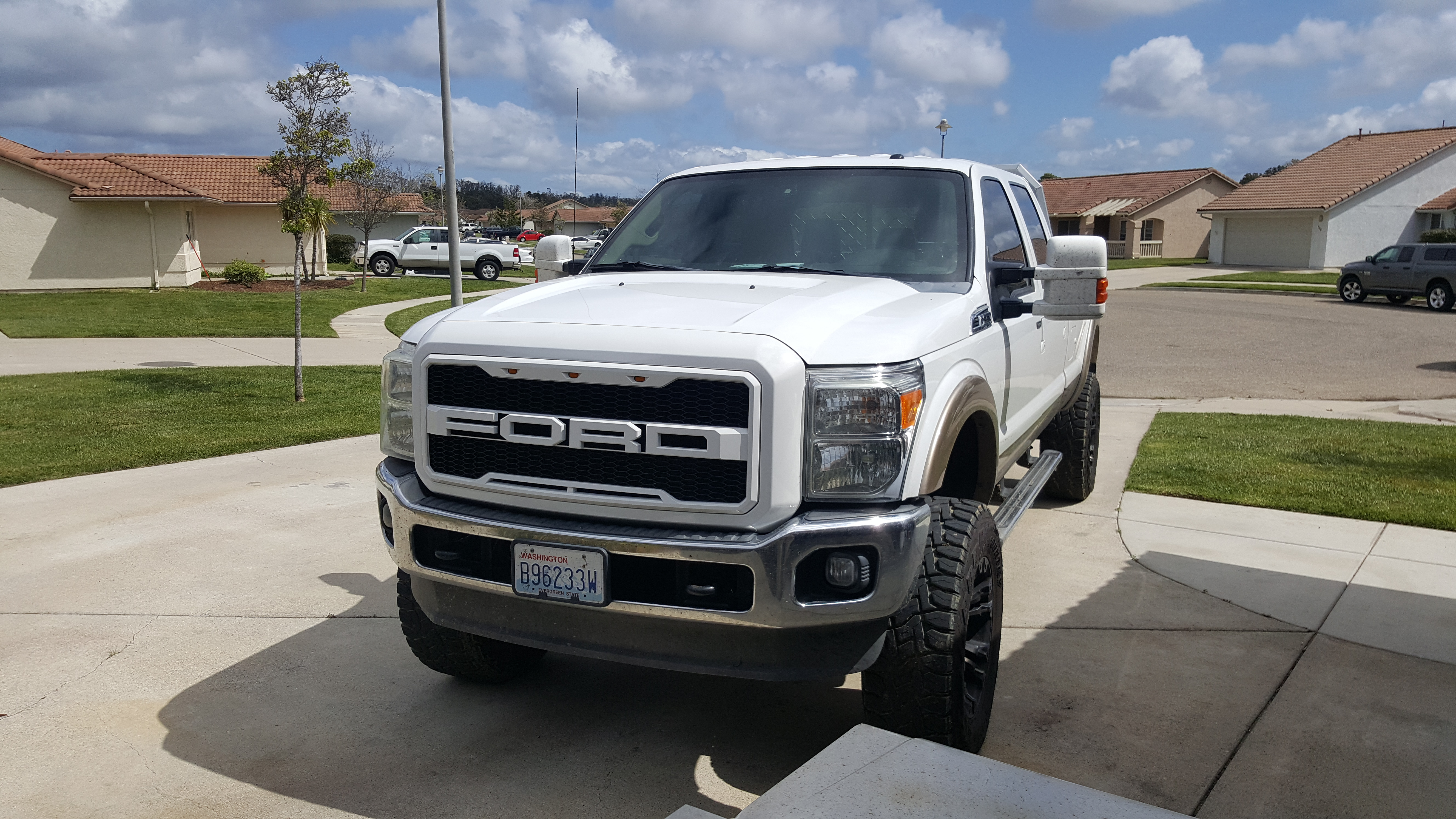 Ford Raptor Grille For F250 | 2018, 2019, 2020 Ford Cars