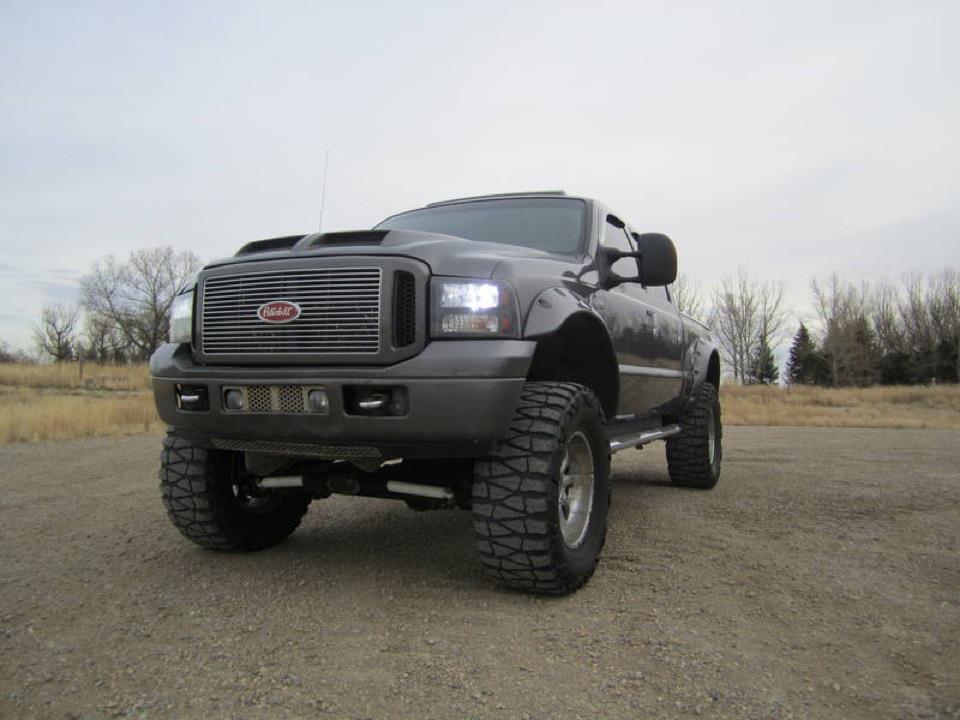 F250 Peterbilt? - Ford Powerstroke Diesel Forum
