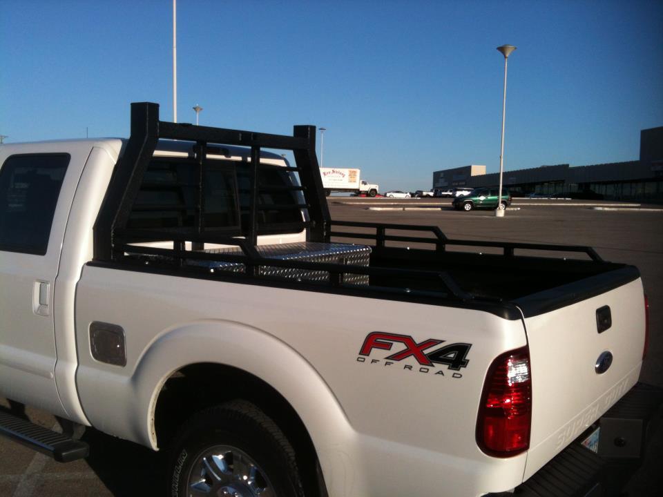 Headache Rack - Ford Powerstroke Diesel Forum