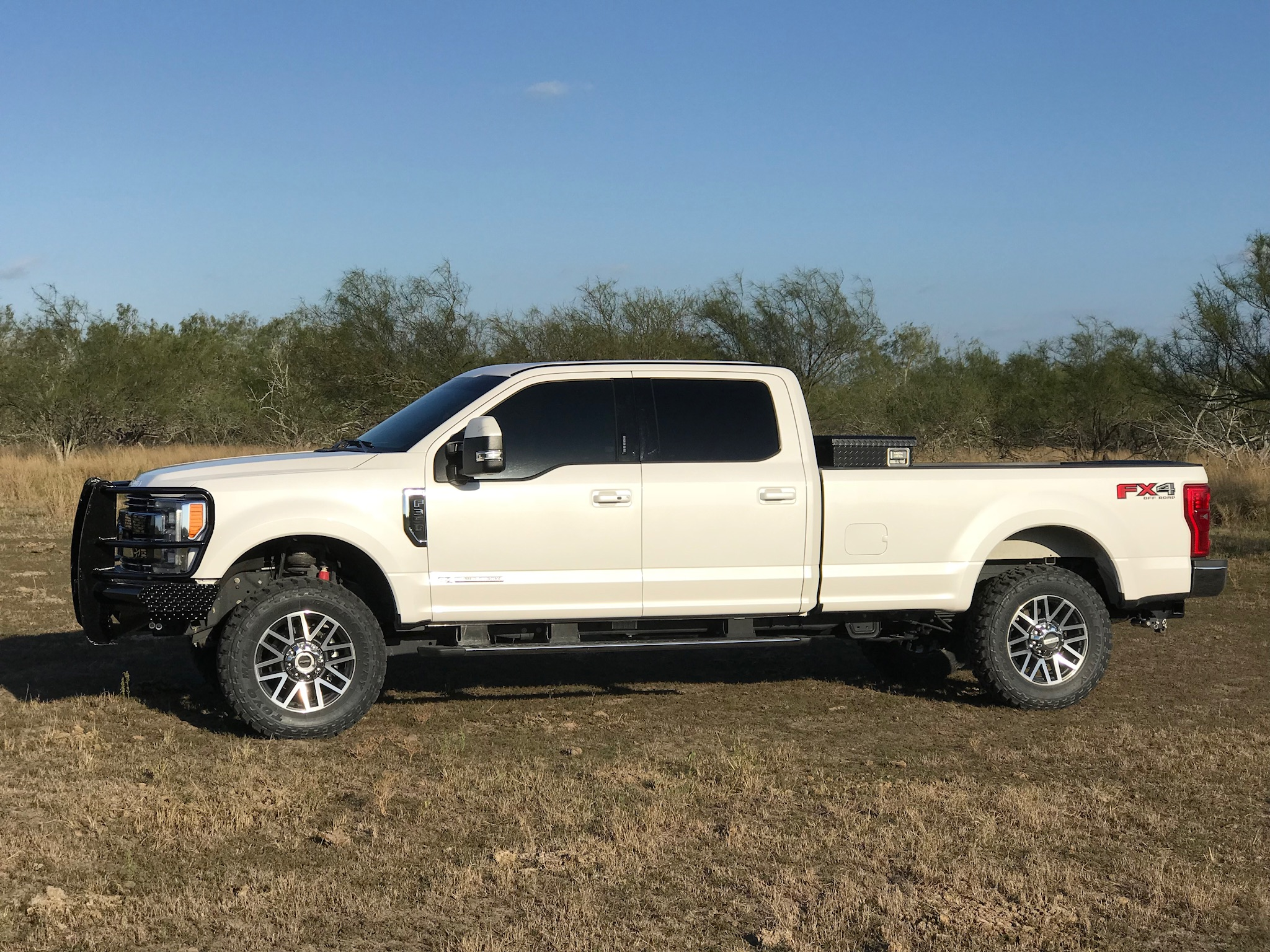 2017 F250 Leveling Kit Upcoming Cars 2020 Toyota Land Cruiser 200 Lift Bds 2 Ford Powerstroke Diesel Forum