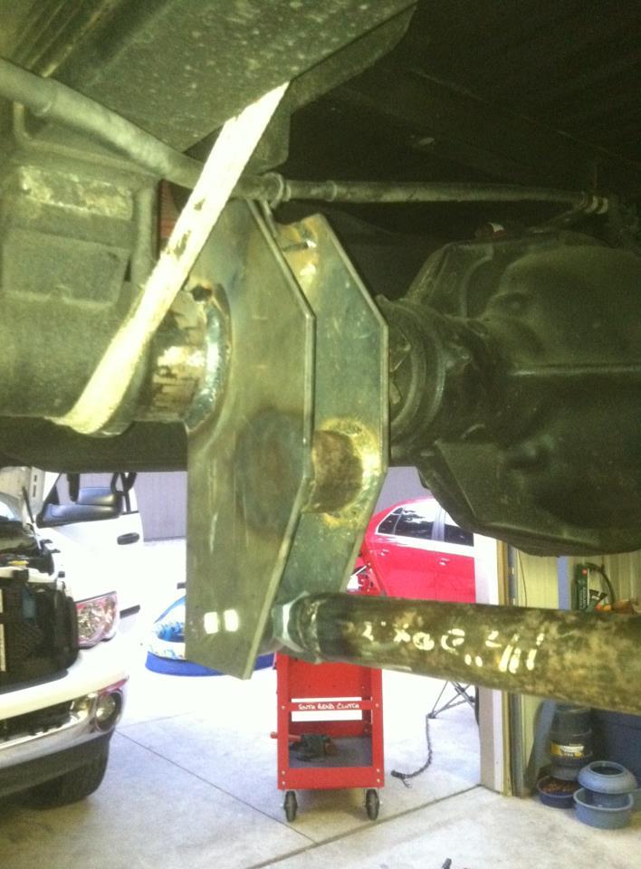 Sct Custom Tunes >> My Custom Traction Bars - Ford Powerstroke Diesel Forum