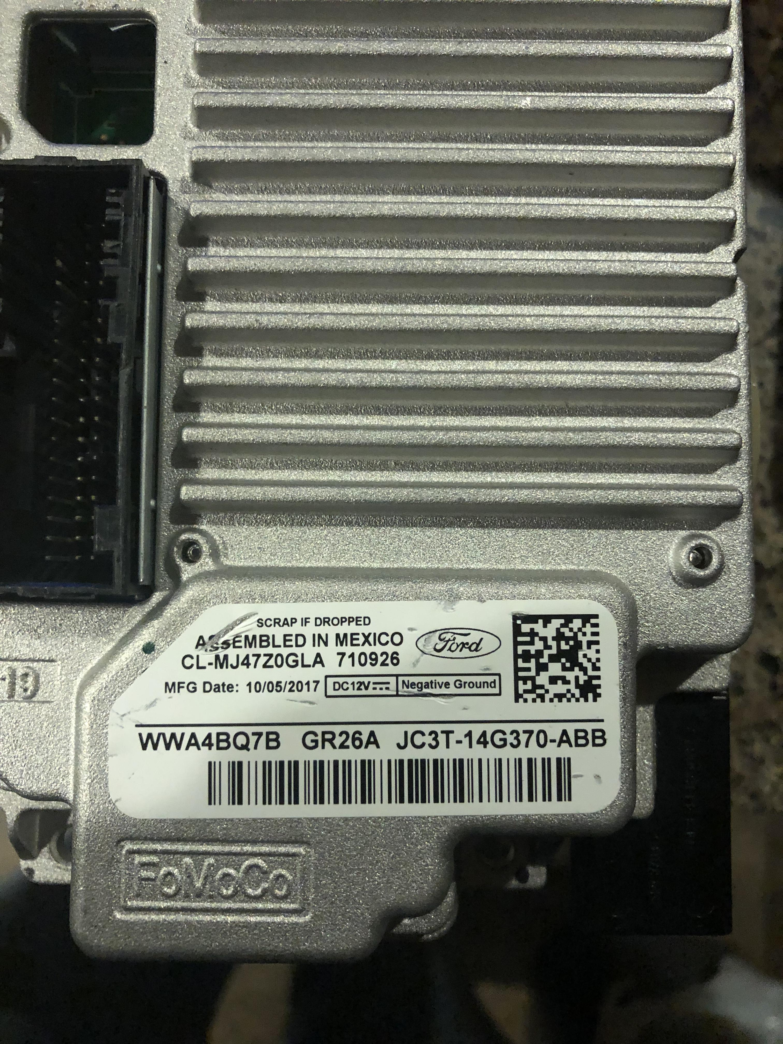 Upgrade to Sync 3 - Page 11 - Ford Powerstroke Diesel Forum