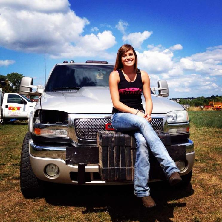 Women And Trucks Post Em If Ya Got Em Ford Powerstroke