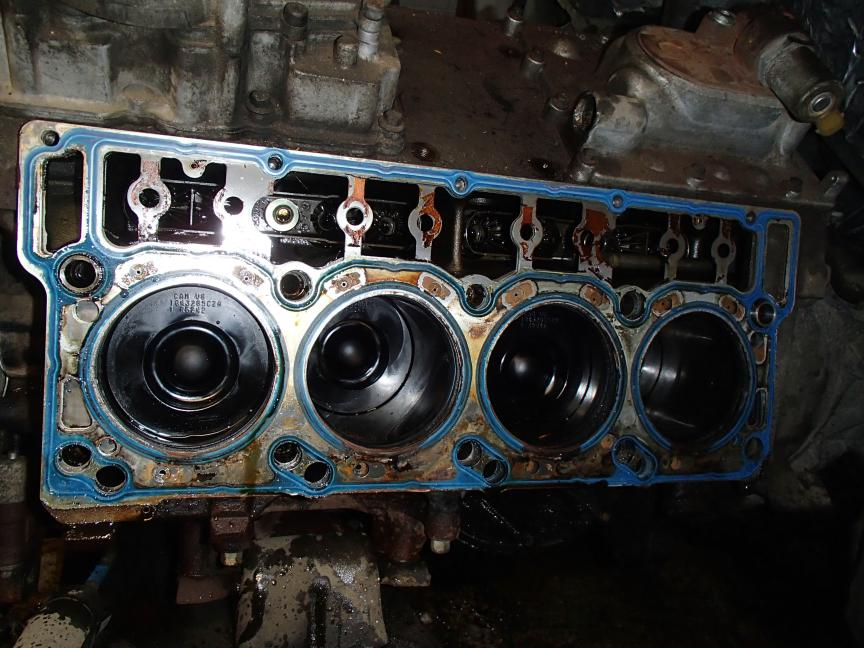 Arp Head Studs 6.0 >> Blown head gaskets even after studs and OEM gaskets - Ford Powerstroke Diesel Forum