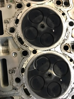 Starter Motor Problems >> 2011 engine tear down to diagnose P0272- Cylinder Contribution/Imbalance #4 - Ford Powerstroke ...