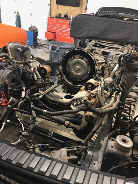 6.7 Powerstroke Problems >> 2011 engine tear down to diagnose P0272- Cylinder Contribution/Imbalance #4 - Ford Powerstroke ...